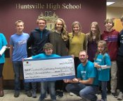 Watch HHS Students Raise Money for Muscular Dystrophy
